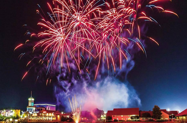 Where to Find Free Movies, Concerts and Fireworks Displays