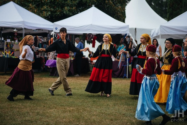 Local Festivals Are A Sure Sign of Autumn
