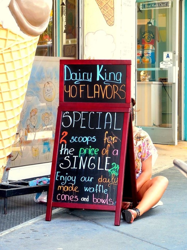 Where to Satisfy an Ice Cream Craving in NMB