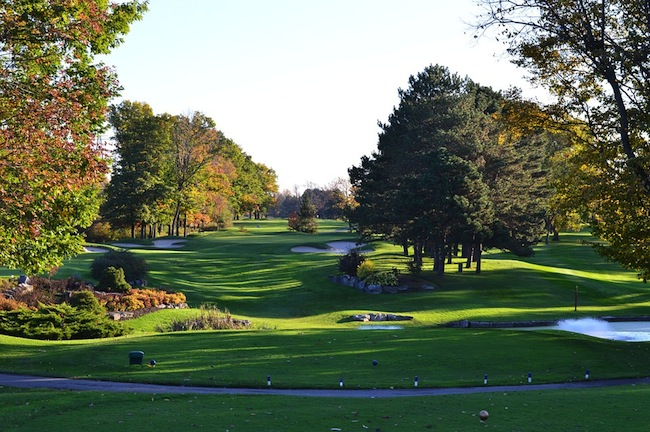 Autumn Golfing on Some of the Best Courses Around