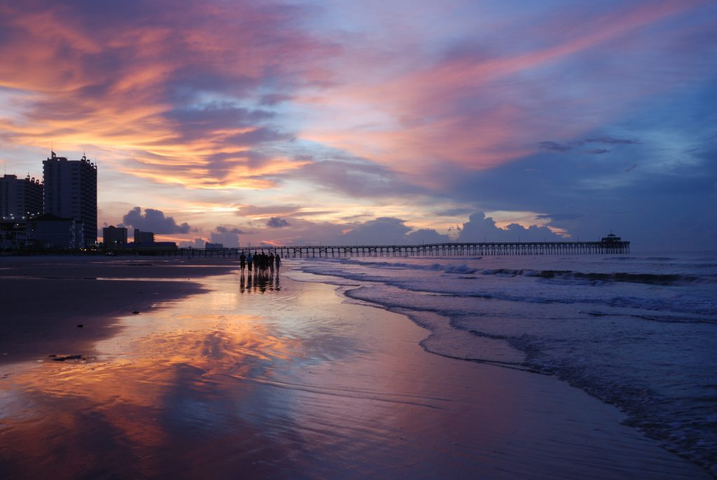 Take a Vacation to North Myrtle Beach this Winter