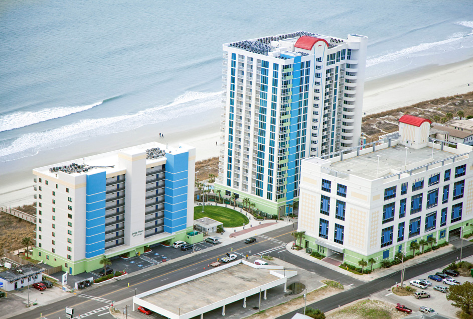 Towers at North Myrtle Beach