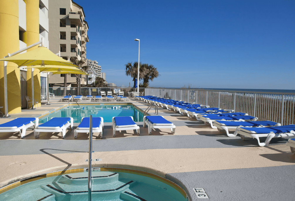 North Myrtle Beach Hotels with Indoor Pool