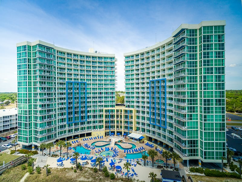 Avista Resort - North Myrtle Beach Hotel