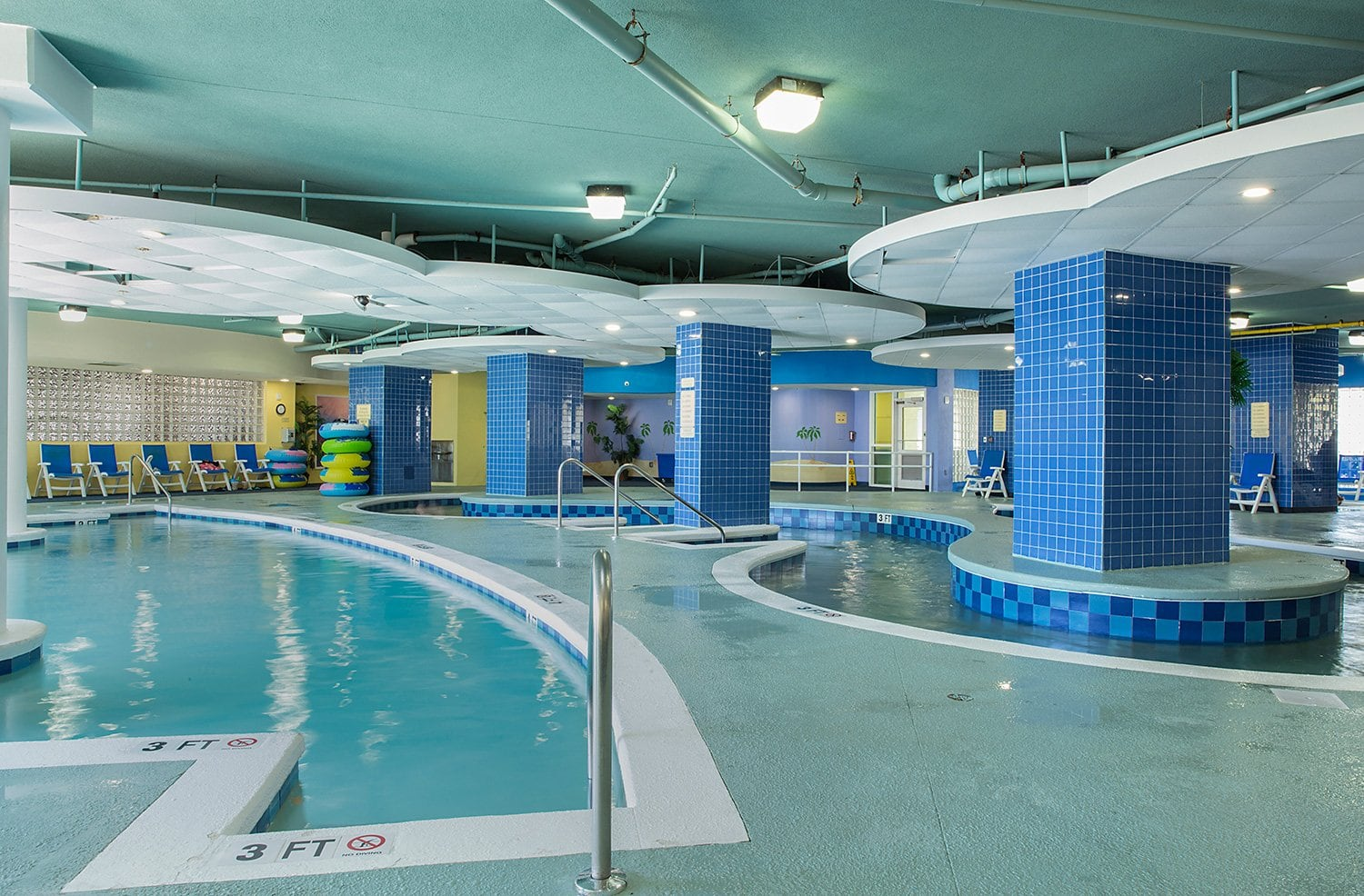 Indoor Pool Avista Resort North Myrtle Beach
