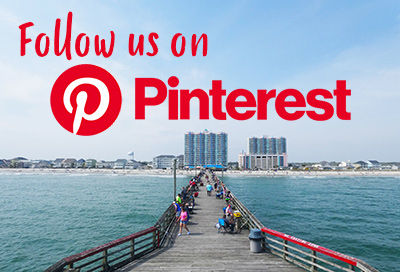 exterior view of prince resort with pinterest logo