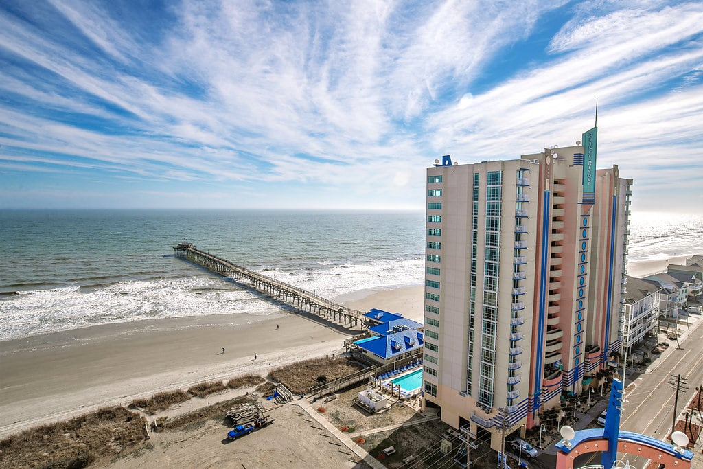 North Myrtle Beach To Florence Sc